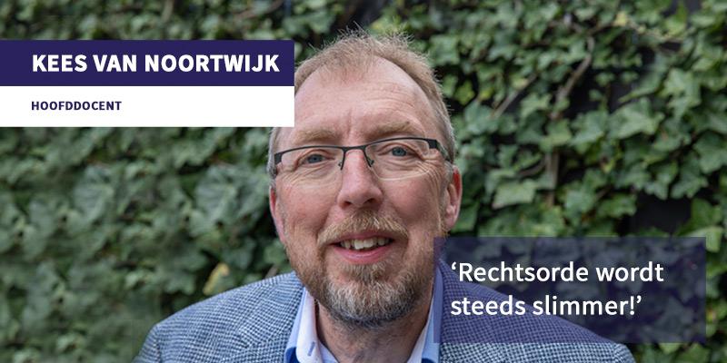 Kees van Noortwijk Rechtsorde